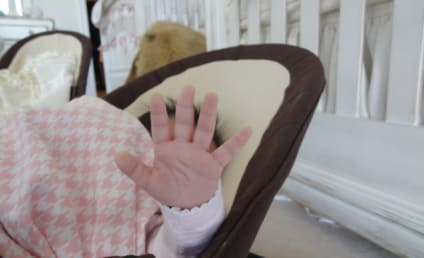 Mariah Carey Tweets First Baby Pic