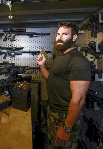Dan Bilzerian, Guns for Days
