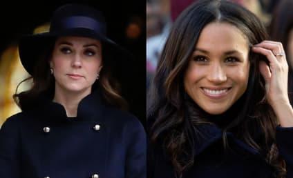 "Kate Middleton & Meghan Markle: Royals Want ""Money Shot"" to Quash Beef"
