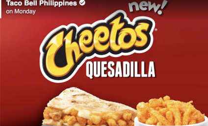 Taco Bell Cheetos Quesadilla Takes Snack Time to Another Level