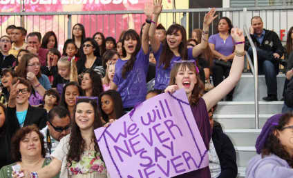 Justin Bieber Movie Premiere Pics: On the Purple Carpet!