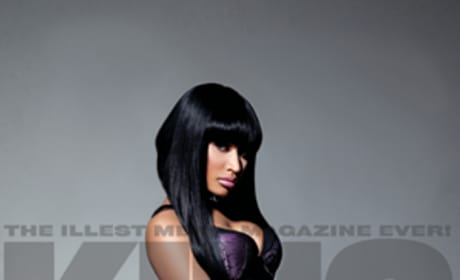 Nicki Minaj Spread