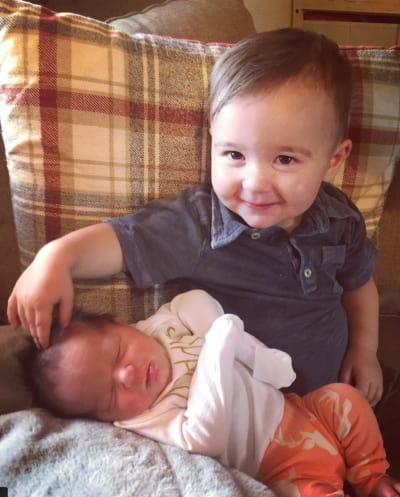 Chelsea Houska Kids