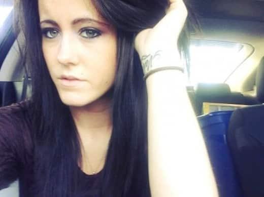 Jenelle Evans Twit Pic