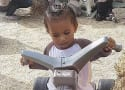 Saint West Turns 2, Remains Positively Adorable