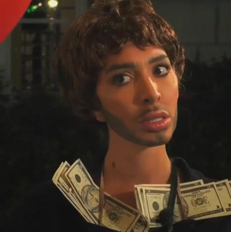Farrah Abraham in Boy Drag, Single AF