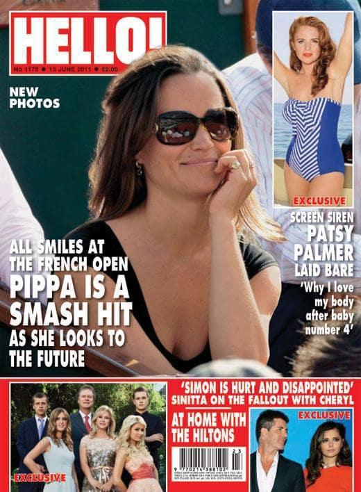 Hello, Pippa!