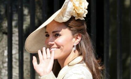 Kate Middleton Earns Place on Vanity Fair Best Dressed List