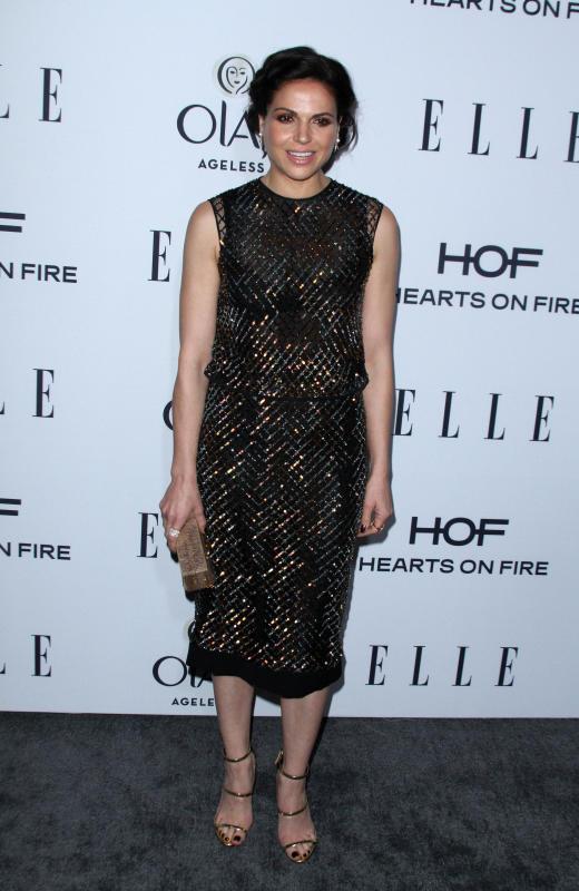 Lana Parrilla: ELLE's Women In Television Celebration