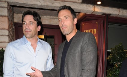 Ben Affleck & Jon Hamm: Picking Up Chicks Together?