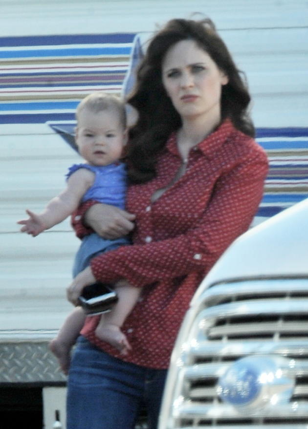 Zooey Deschanel: Pregnant With Second Child! - The ...