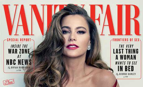 Sofia Vergara Vanity Fair Cover