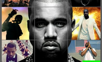 Kanye West to Receive Video Vanguard Award at MTV VMAs
