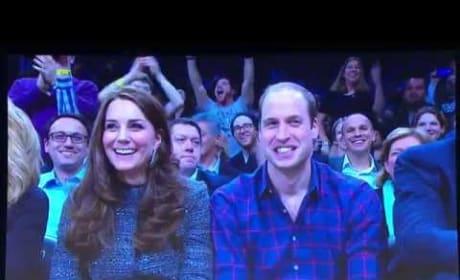 Kate Middleton, Beyonce Meet-and-Greet