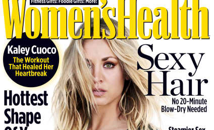 Kaley Cuoco Gushes Over Boob Job, Nose Job: Look at Me Now!