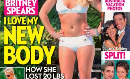 Britney Spears Has Totally Lost Weight!