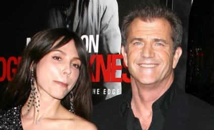 Mel Gibson and Oksana Grigorieva: Date Night