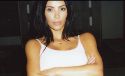Kim Kardashian: Mom-Shamed for Doing THIS to Saint West