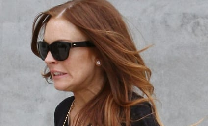 Lindsay Lohan Cited For Noise Violation at 4:20