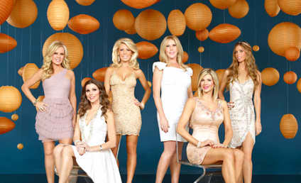 The Real Housewives of Orange County Recap: Trouble In Paradise
