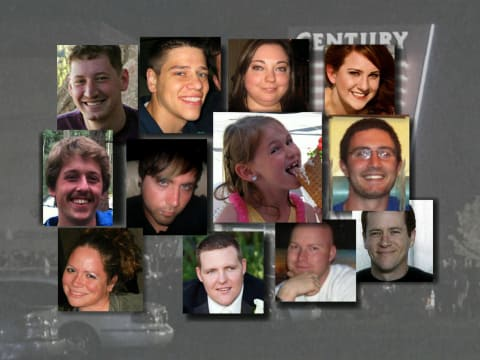 Aurora Shooting Victims
