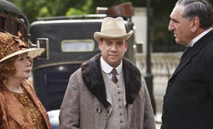 Downton Abbey Season 4 Episode 8 Recap: Let the Battle Begin