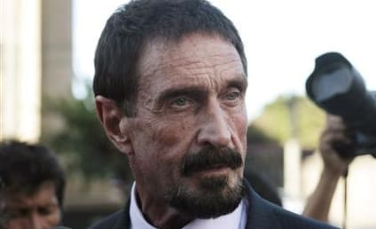 John McAfee: Arrested in Guatemala!
