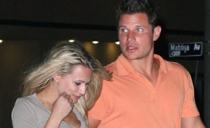Nick Lachey and Vanessa Minnillo: The Sex Photo