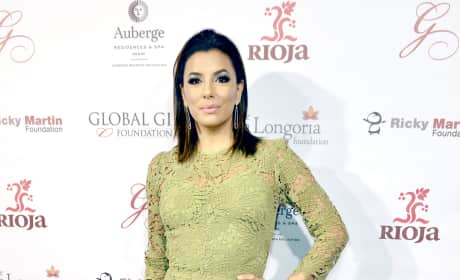 Eva Longoria: Global Gift Foundation Dinner
