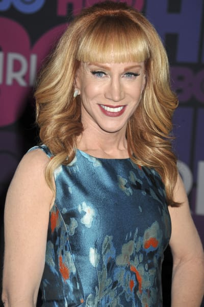 Kathy Griffin Red Carpet