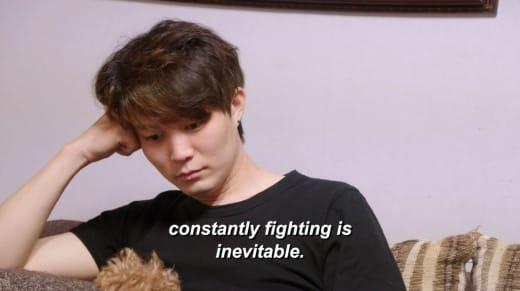 Jihoon Lee - Constant Fighting Is Inevitable