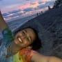 Jazz Jennings, Happy at the Beach