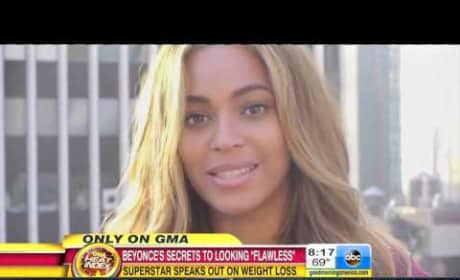 Beyonce: Good Morning America Announcement