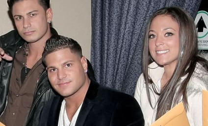 Jersey Shore's Ronnie and Sammi: It's SO Over (For the 174th Time)!