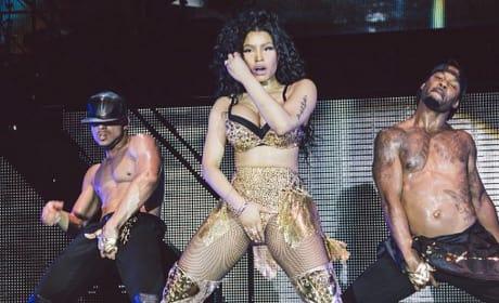 Nicki Minaj in Sri Lanka