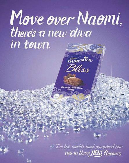 Cadbury Chocolate Ad