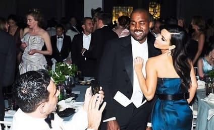 Kim Kardashian and Kanye West Embark on Mexico Honeymoon