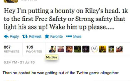 Marcus Vick Puts Bounty on Riley Cooper Over Racist Comment