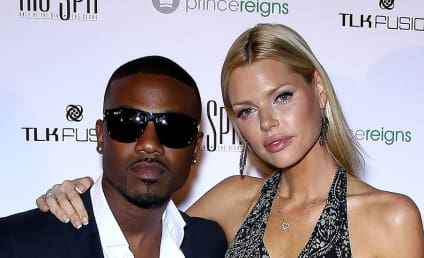Sophie Monk, Possible Booty Call Saved Ray J's Life