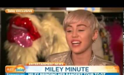 Miley Cyrus on Justin Bieber: Give Him Time to Grow Up!