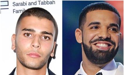 Younes Bendjima Brutally Beats Man as Drake Looks On