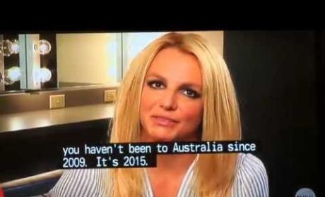 Britney Spears Talks God, Family, Iggy Azalea