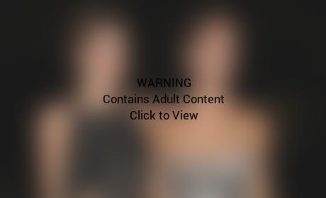 Miranda Kerr and Bar Refaeli