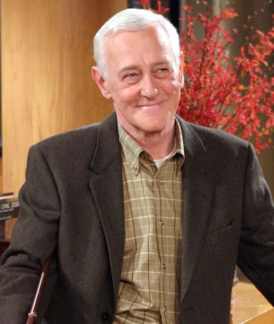 John Mahoney on Frasier