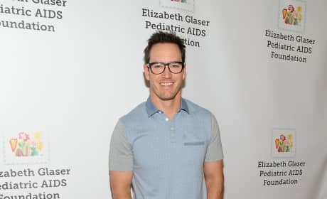 Mark-Paul Gosselaar: Elizabeth Glaser Pediatric AIDS Foundation's 26th Annual A Time For Heroes Family Festival