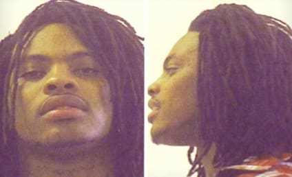 Waka Flocka Flame: Arrested For Packing Loaded Gun at Airport!