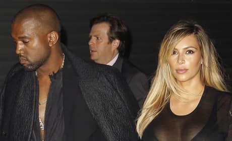 Kim Kardashian and Kanye West: Kloser Than Ever!