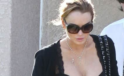 That Didn't Take Long: Rehab Brawl May Send Lindsay Lohan Back to Jail