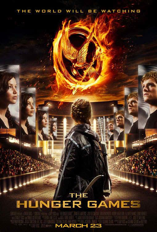 Hunger Games Poster