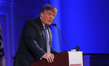 "Donald Trump Fired Apprentice Contestant For ""Locker Room"" Talk"